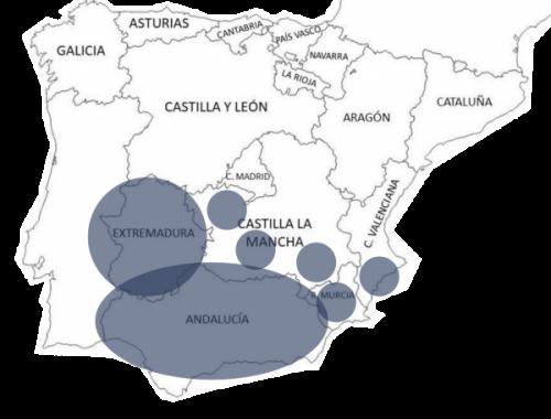 Mapa Leduan Copete